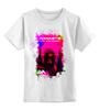 """Детская футболка классическая унисекс """"Арт Будда"""" - buddha, будда, намасте, крыша мира"""