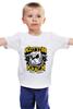 """Детская футболка """"Бульдог (собака)"""" - dog, собака, бульдог, bulldog"""