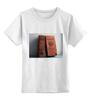 """Детская футболка классическая унисекс """"Тяжелая ноша"""" - ссср, ленин, образование, таскать кирпичи, учиться"""