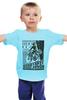 """Детская футболка классическая унисекс """"Рэтро"""" - арт, old school, bicycle, велосипед"""