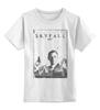 "Детская футболка классическая унисекс ""Skyfall "" - 007, james bond, дэниэл крэйг, skyfall, скайфолл"