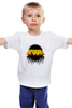 """Детская футболка """"Тик-герой (spoon)"""" - тик-герой, spoon"""