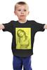 """Детская футболка классическая унисекс """"Моника Беллуччи (Monica Bellucci)"""" - арт, моника беллуччи, monica bellucci, белучи, beluci"""