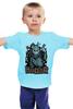"""Детская футболка классическая унисекс """"Ходор (Игра Престолов)"""" - игра престолов, старки, game of thrones, hodor, ходор"""