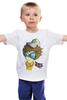 """Детская футболка """"Funky man"""" - авторские майки, стиль"""