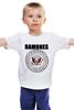 """Детская футболка классическая унисекс """"Ramones """" - punk, ramones, рамоунз"""