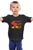 """Детская футболка """"Flash (8 Bit)"""" - flash, pixel art, пиксельная графика, флэш"""