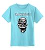 "Детская футболка классическая унисекс ""Iron Maiden Band"" - rock, heavy metal, рок музыка, iron maiden, eddie"