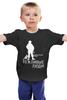 """Детская футболка классическая унисекс """"Вежливые люди"""" - армия, россия, крым наш, ратник, силовые структуры"""
