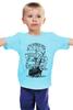 """Детская футболка классическая унисекс """"Корабль"""" - корабль, sailor, моряк"""