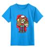 """Детская футболка классическая унисекс """"With Love"""" - арт"""