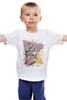 """Детская футболка классическая унисекс """"Чубакка Star Wars"""" - star wars, чубака, чубакка, chewbacca, chewie"""