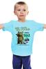 """Детская футболка классическая унисекс """"Ted / Третий Лишний"""" - мишка, ted, третий лишний, kinoart, тэд"""