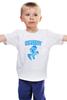 """Детская футболка классическая унисекс """"BRONY Rainbow Dash"""" - rainbow dash, mlp, brony"""