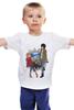 """Детская футболка """"К востоку от рая / Eden of The East"""" - аниме, персонажи аниме, к востоку от рая, саки морими, акира такидзава"""