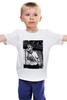 """Детская футболка классическая унисекс """"Билли Джо Армстронг Green Day Retro"""" - музыка, rock, punk, green day, billie joe"""
