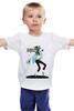 """Детская футболка """"джексон"""" - прикол, music, майкл джексон, cartoon"""