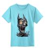 "Детская футболка классическая унисекс ""Бэтмен Зомби (Batman Zombie)"" - zombie, batman, бэтмен, бэтмен зомби"