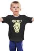 """Детская футболка """"Call of Duty Black Ops"""" - компьютерные игры, black ops, call of duty, cod, call of duty black ops"""