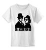 """Детская футболка классическая унисекс """"Братья Блюз (The Blues Brothers) """" - братья блюз"""