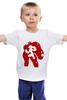 """Детская футболка """"Hiro and Baymax """" - город героев, big hero 6, baymax and hiro"""