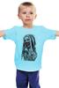 "Детская футболка ""Girl                       "" - арт, девушка, стиль, girl, tattoo, тату"