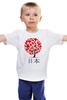 """Детская футболка классическая унисекс """"Nihon """" - аниме, япония, japan, nihon"""