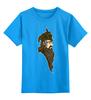 """Детская футболка классическая унисекс """"Радагаст Карий (Radagast the Brown)"""" - властелин колец, хоббит, радагаст, radagast"""
