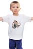 """Детская футболка """"Мир юрского периода"""" - динозавры, dino, jurassic park, мир юрского периода"""