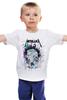"Детская футболка ""Metallica"" - heavy metal, metallica, хеви-метал, джеймс хетфилд"