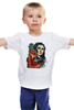 """Детская футболка классическая унисекс """"bioshock infinite"""" - ретро, bioshock, bioshock infinite, infinite"""