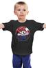 "Детская футболка классическая унисекс ""Супер Марио"" - nintendo, super mario, mario bros, супер марио"