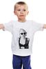 """Детская футболка классическая унисекс """"Lady Gaga"""" - девушка, модно, стиль, lady, gaga, певица"""
