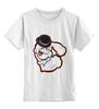 """Детская футболка классическая унисекс """"Моряк Папай"""" - comics, popeye, sailor, моряк папай"""