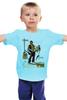 "Детская футболка ""Machete"" - триллер, боевик, роберт родригес, мачете"