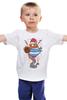 "Детская футболка ""New year!"" - новый год"