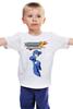"""Детская футболка """"MegaMan X"""" - nintendo, megaman, capcom, megamanx"""