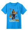 """Детская футболка классическая унисекс """"Machete"""" - триллер, боевик, роберт родригес, мачете"""