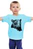 """Детская футболка классическая унисекс """"Медведь"""" - bear, медведь"""