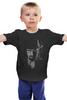 "Детская футболка ""Heisenberg"" - сериал, во все тяжкие, breaking bad, walter white, уолтер уайт, heisenberg, химик"