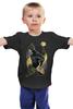 """Детская футболка классическая унисекс """"Бэтмен (Batman)"""" - batman, dc, бетмен"""