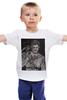 """Детская футболка классическая унисекс """"Дэрил Диксон"""" - ходячие мертвецы, the walking dead, дэрил диксон, daryl dixon"""