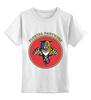 """Детская футболка классическая унисекс """"Флорида Пантерс """" - хоккей, nhl, нхл, florida panthers, флорида пантерс"""