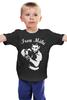 "Детская футболка ""Майк Тайсон"" - бокс, боксер, майк тайсон, mike tyson, iron mike"