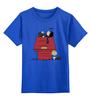 "Детская футболка классическая унисекс ""шерлок (SHERLOCK)"" - cumberbatch, бенедикт, sherlock, шерлок"