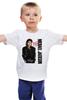 """Детская футболка классическая унисекс """"Michael Jackson"""" - майкл джексон, michael jackson, майкл"""