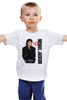 "Детская футболка ""Michael Jackson"" - майкл джексон, michael jackson, майкл"