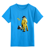 "Детская футболка классическая унисекс ""Breaking Bad"" - сериал, во все тяжкие, драма, химия, breaking bad"