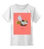 """Детская футболка классическая унисекс """"Близнецы"""" - близнецы, знак зодиака"""