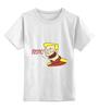 """Детская футболка классическая унисекс """"Erotic"""" - прикол, ф1"""
